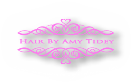 Hair By Amy Tidey Logo